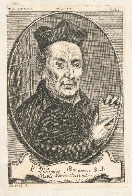 Giuseppe Carlo Zucchi - Portrét Filipa Bonannusa