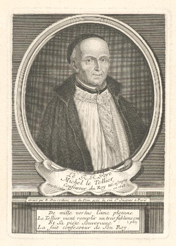 Etienne Desrochers - Michel le Tellier