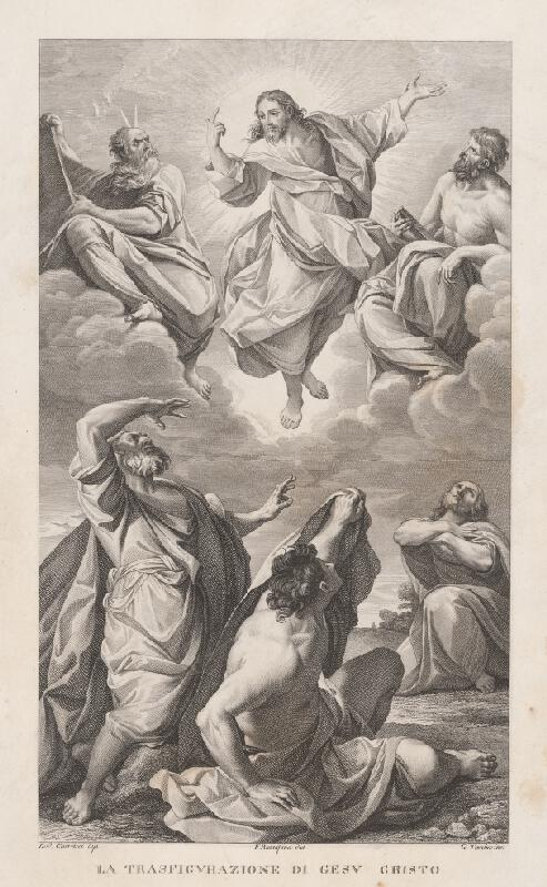 Giulio Tomba, Lodovico Carracci - Víťaz na bitevnom poli