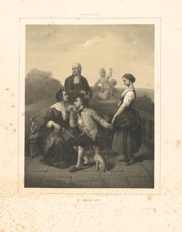 Rudolf Hoffmann, Friedrich Friedländer - Detská prosba