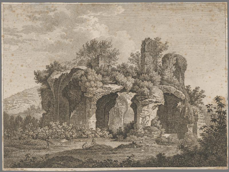 Wilhelm Friedrich Gmelin - Ruiny