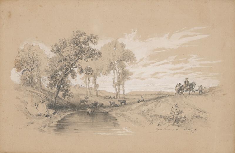 Andreas Majsch - Krajina s pastiermi