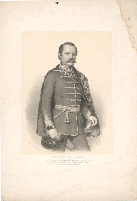 Miklós Barabás - Viliam Greifeneg