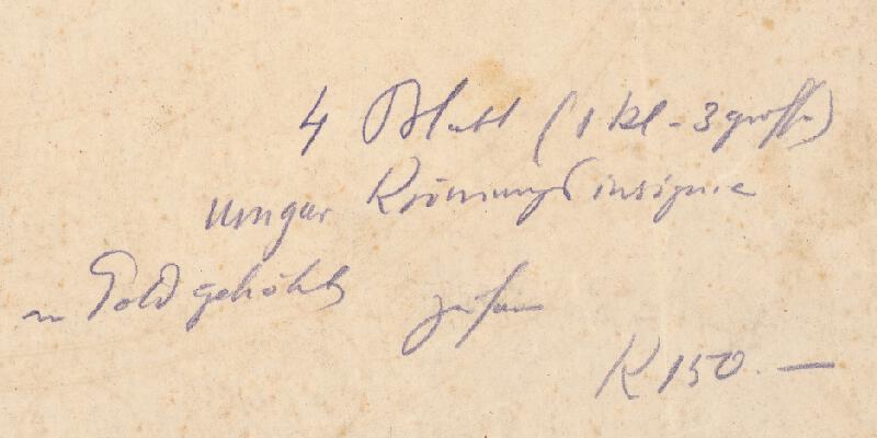 A. Gelpke – Insignie a odev uhorských kráľov