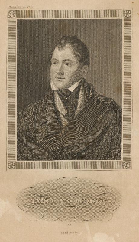Stredoeurópsky maliar z 19. storočia - Thomas Moore