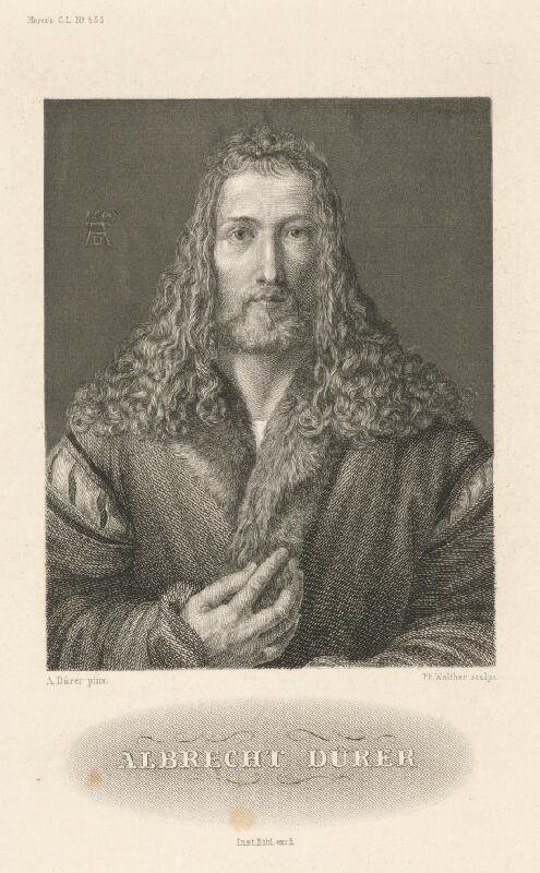 Phillip Johann Walter, Albrecht Dürer - Albrecht Dürer
