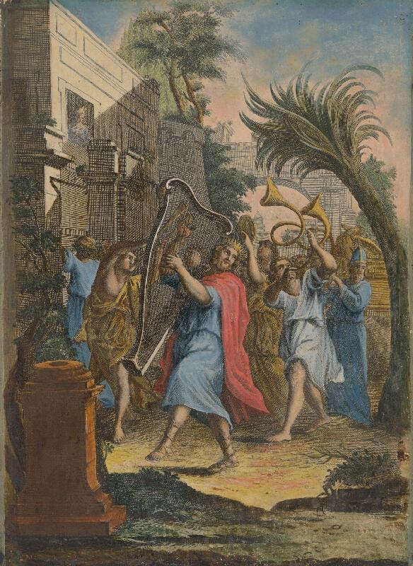 Stredoeurópsky maliar zo 17. storočia - Obliehanie Jericha