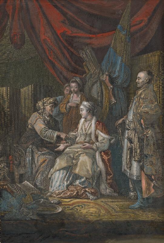 René Gaillard, Jean-Baptiste Le Prince - Ruská veštica