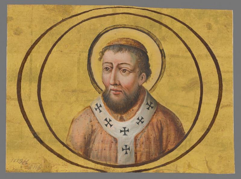 Slovenský maliar okolo 1. polovice 19. storočia - Poprsie kardinála