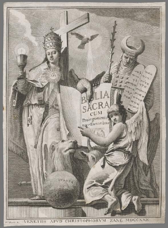 Francesco Zucchi - Biblia Sacra