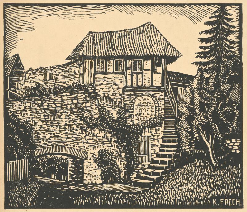 Karol Frech - Záhrada