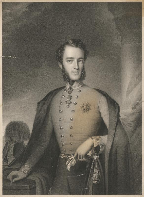 Anton Stadler, Joseph  Einsle - Arcivojvoda Štefan
