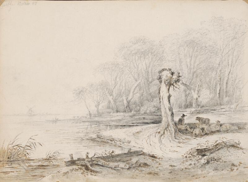 Franz Brudermann - Krajina pri vode