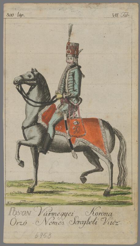 János Berken - Delegát za Bratislavskú župu na korunovácii Leopolda II.