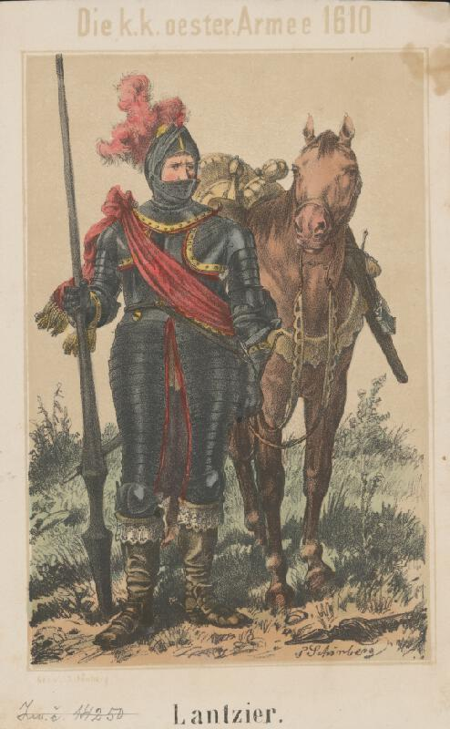 Johann Schönberg - Kopijník z r.1610