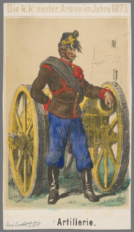 Johann Schönberg, Franz Gerasch - Delostrelectvo