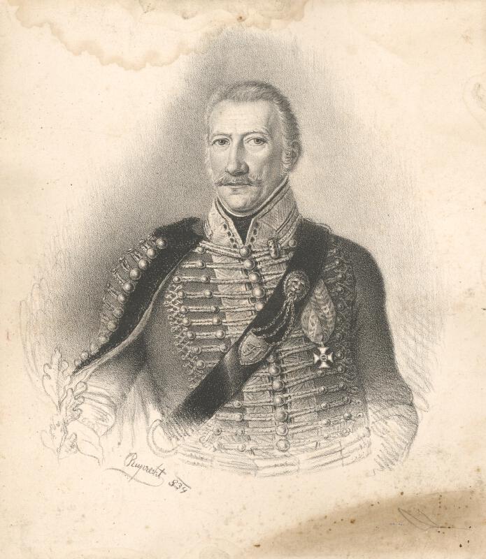 Carl Ruprecht - Portrét muža