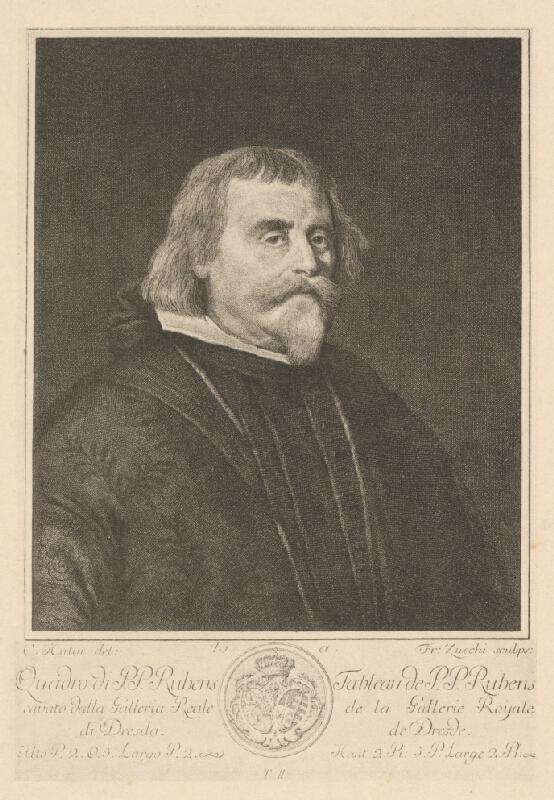 Francesco Zucchi, C. Kutin - Portrét muža