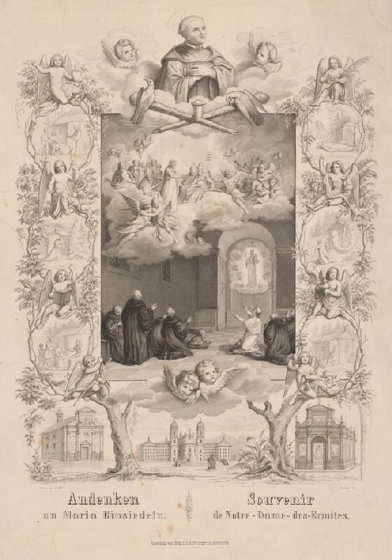 Joseph Leudner, Joseph Sutter - Diplom