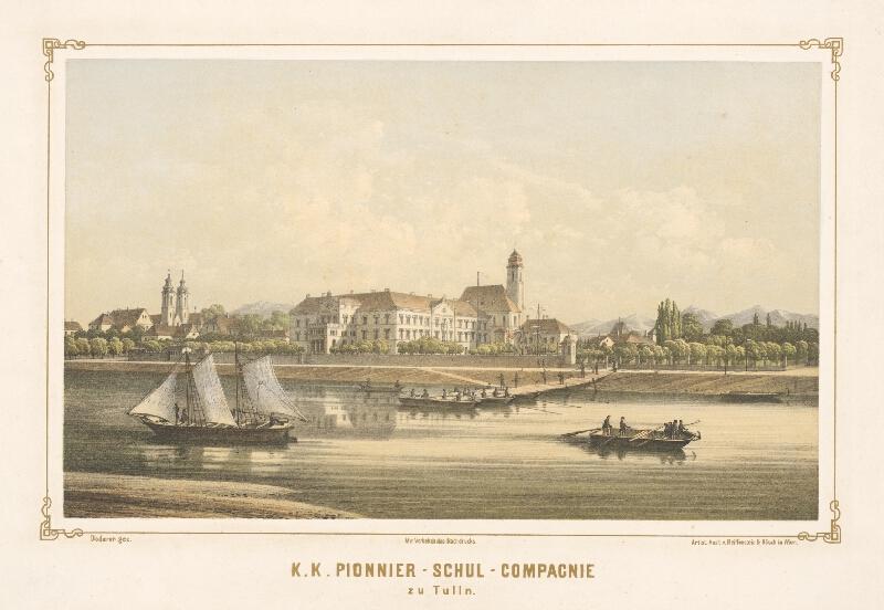 Wilhelm von Doderer - Cisárskokráľovská budova školskej stotiny