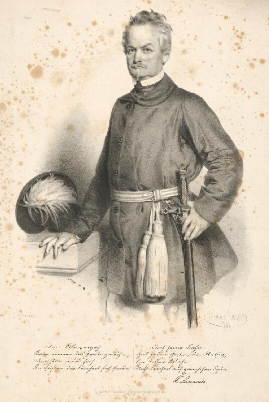 Eduard Kaiser - Portrét revolucionára