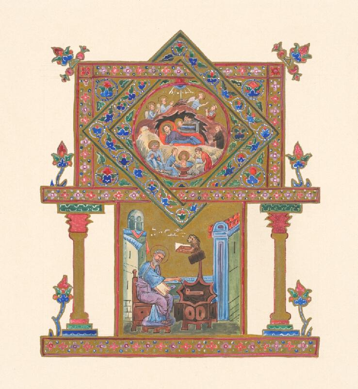 Stredoeurópsky maliar z 18. storočia - Evangelista Marek