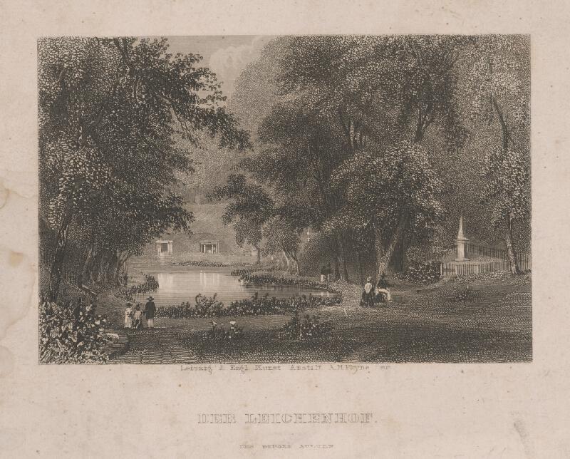 Albert Henry Payne - Cintorín