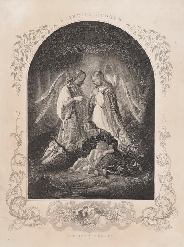 Albert Henry Payne, Jozef Hübner - Anjeli strážni