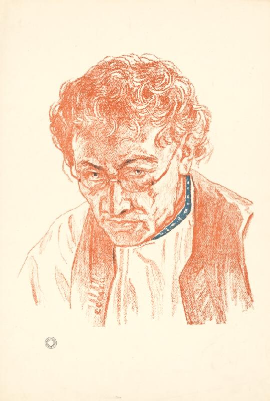 František Ondrúšek - Portrét muža