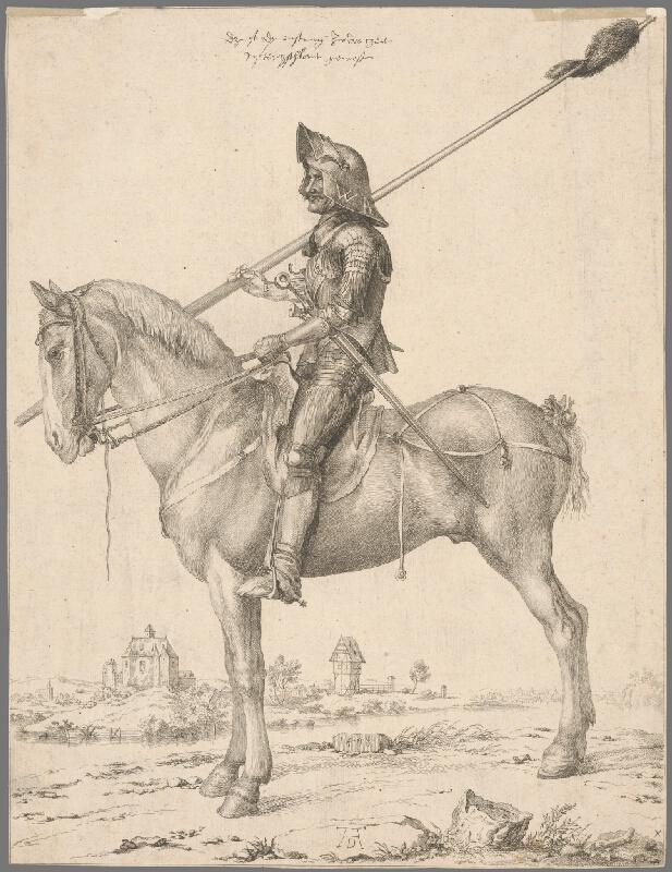 Albrecht Dürer - Rytier