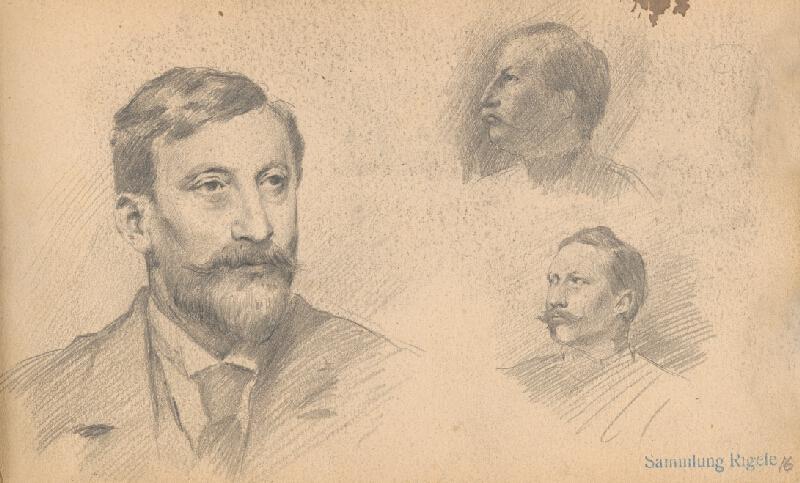 Alojz Rigele - List zo skicára č.16
