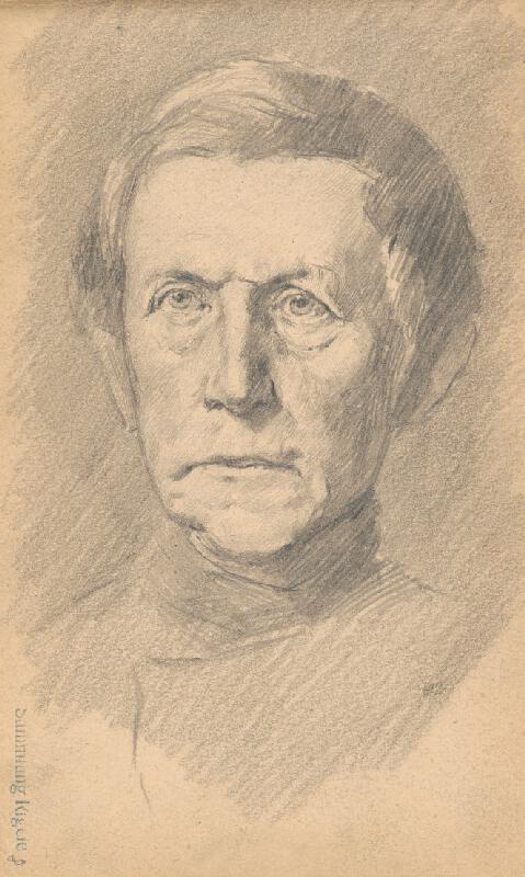 Alojz Rigele - List zo skicára č.8