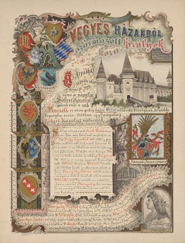 Karol Laubner - Maďarské millenárium