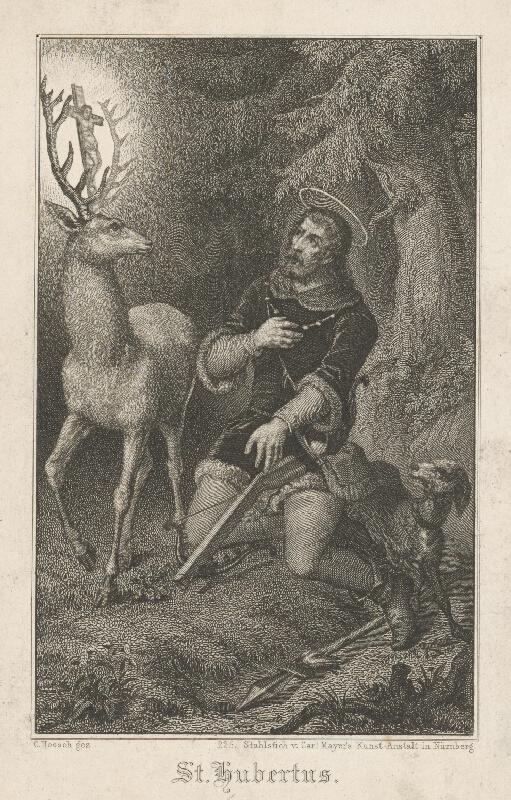 Carl Mayer, Friedrich Karl Hosch - Svätý Hubert