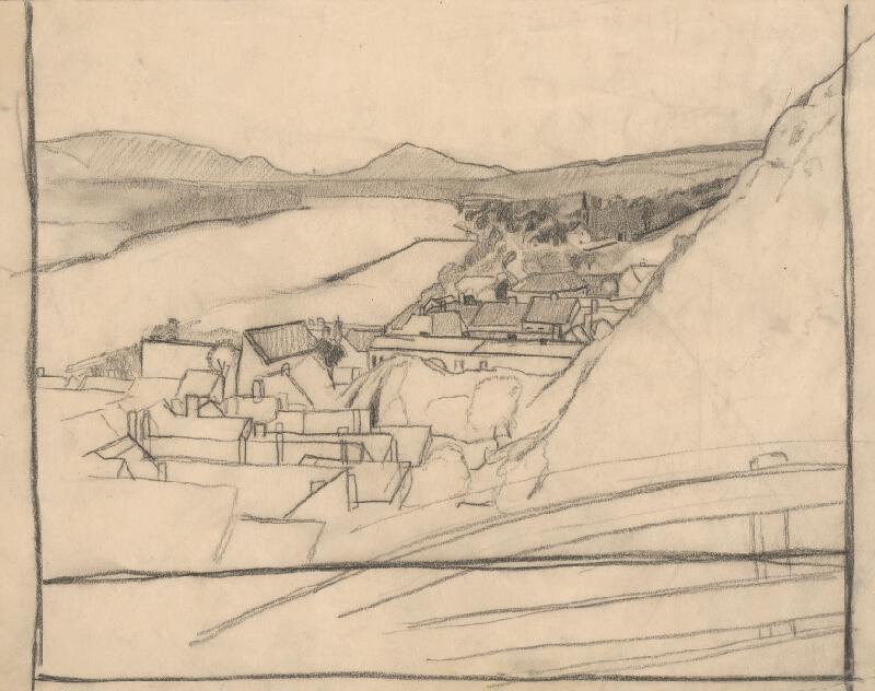 Július Schubert - Pohľad na Zuckermandel
