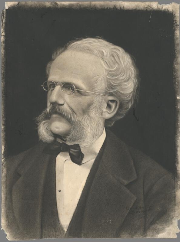 Kornel Spányik - Portrét muža