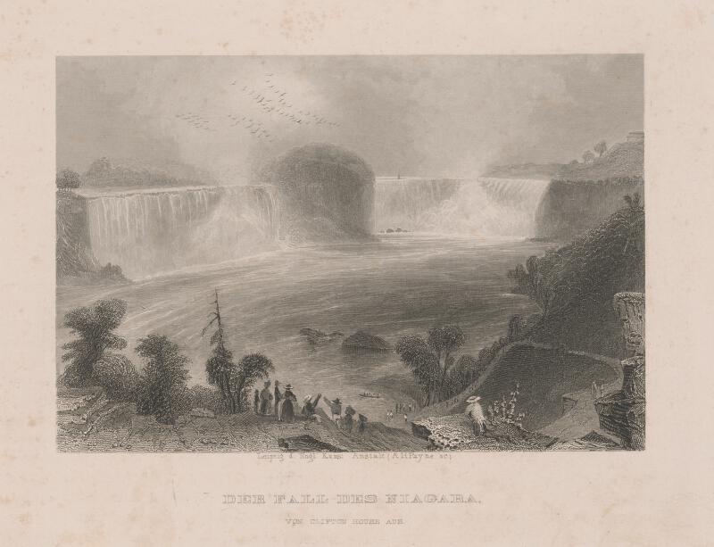 Albert Henry Payne - Niagarský vodopád