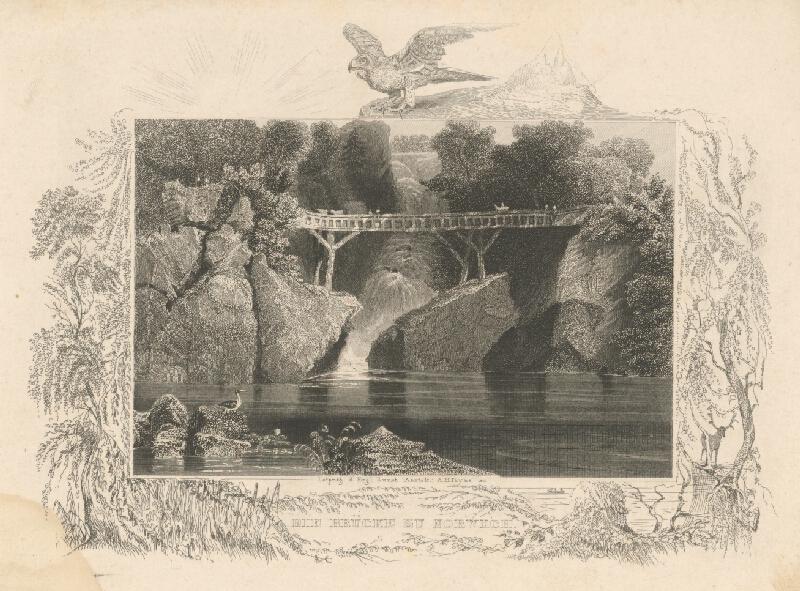 Albert Henry Payne - Most v Norwicku