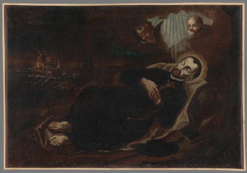 Slovenský maliar okolo polovice 18. storočia - Svätý František Xaverský