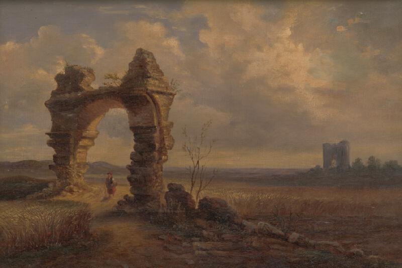 Karol Marko ml. - Talianska krajina