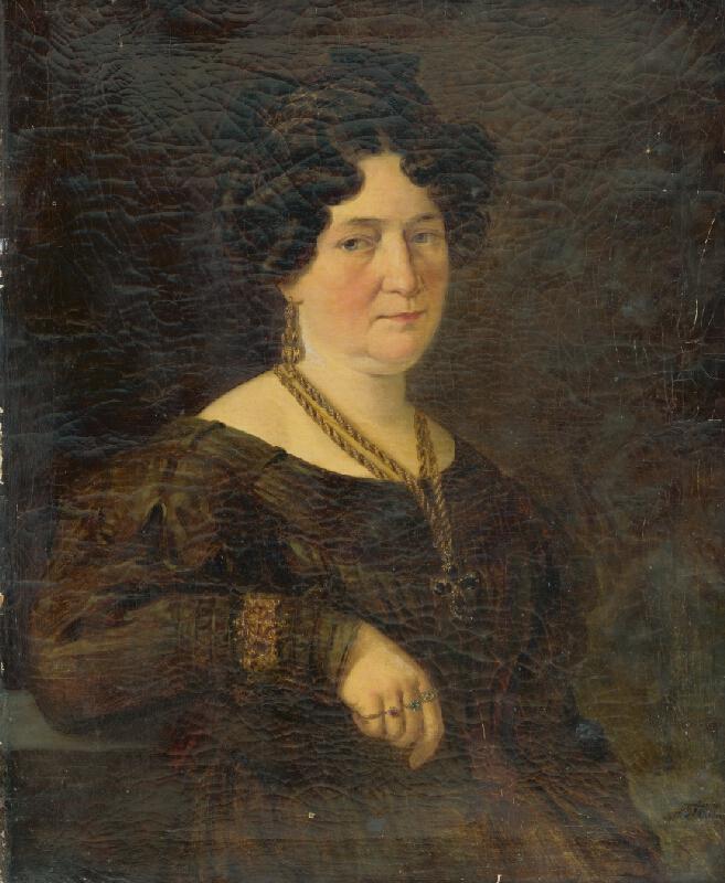 Joseph Lavos - Portrét dámy