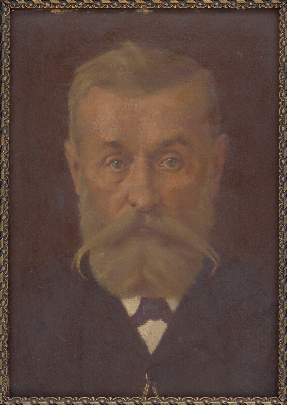 Milan Thomka Mitrovský - Portrét S.H.Vajanského