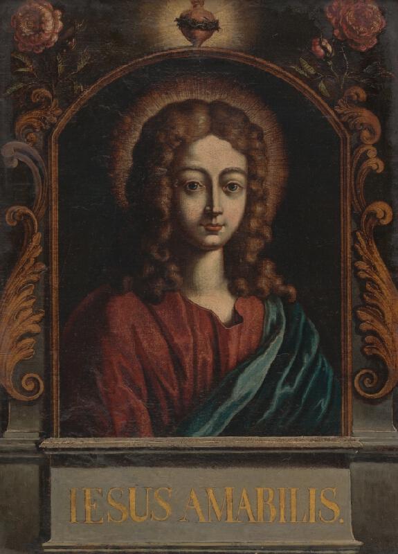 Stredoeurópsky maliar z 2. polovice 18. storočia - Jesus Amabilis