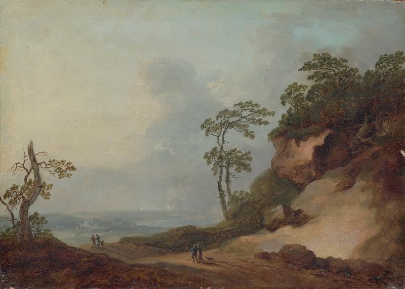 Norbert Joseph Carl Grund, Basilius Grundmann - Krajina so stromami
