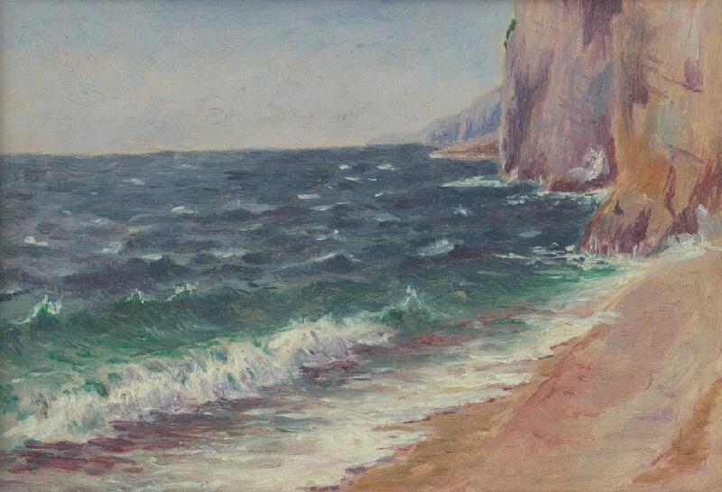 Dezider Czölder - Vlnky na pláži