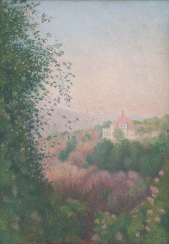 Dezider Czölder - Vila v ružovom údolí