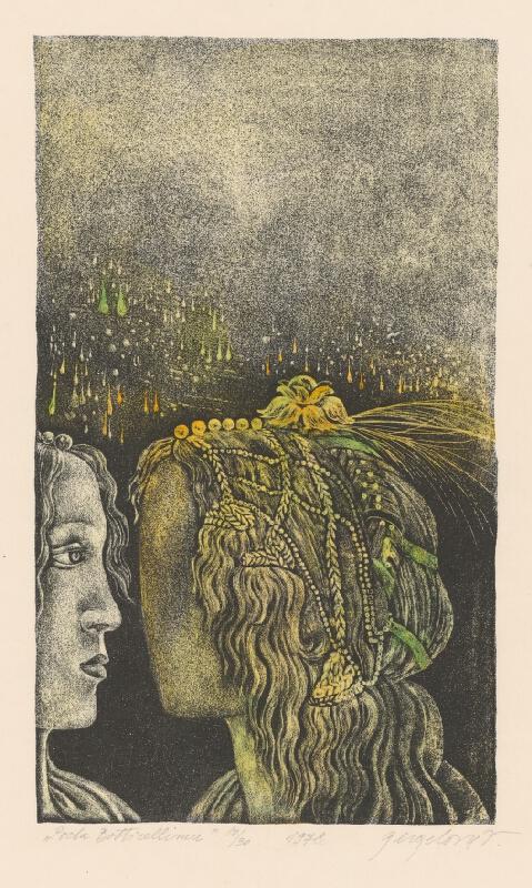 Viera Gergeľová - Pocta Botticellimu
