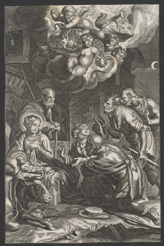 Wolfgang Gottlieb – Klaňanie pastierov