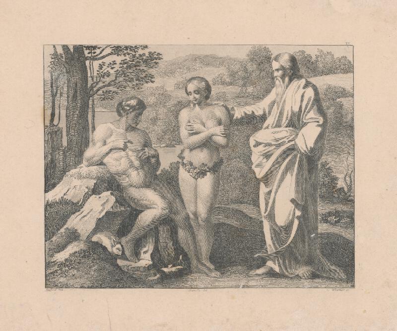 Wiesner, Raffael - Stvorenie Evy