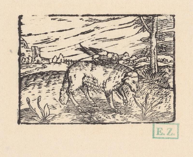 Profesionálny rezač štočkov, Hans Wolff Glaser, Wolfgang Strauch, Hans Weigel - O vrane a ovci